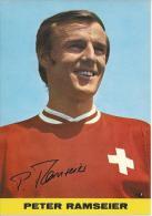 7319 - Peter Ramseier Joueur De Football Equipe Suisse Année 1970 (Format 10X15) - Calcio