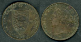Jersey - Moneta 1/12 Sh - 1888 - Rif. Ba072 - Jersey