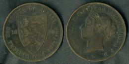 Jersey - Moneta 1/12 Sh - 1888 - Rif. Ba114 - Jersey