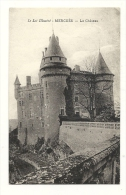 Cp, 46, Mercuès, Le Château - France