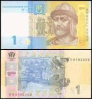Ukraine #new, 1 Hryvnia, 2006, UNC / NEUF - Ukraine