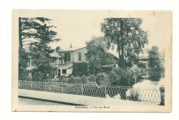 Cp, 27, Brionne, Vue De Risle, écrite - Other Municipalities