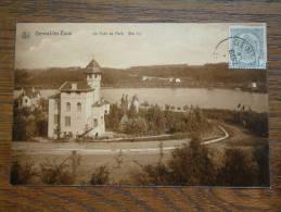 Genval-les-Eaux Un Coin Du Parc ( N° 1 ) Anno 1909 ( Zie Foto´s Voor Details ) !! - Rixensart