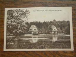 Genval-les-Eaux Les Cottages Au Bord Du Lac / Anno 1928 ( Zie Foto´s Voor Details ) !! - Rixensart
