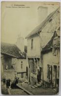 28 : Châteaudun - Vieilles Maisons , Rue Saint-Lubin - Animée - Chateaudun