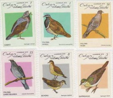 Cuba-1979 Birds MNH - Birds