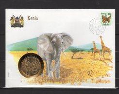 """E.P.N. De 1986 """" KENIA """" En Parfait état ! --> Voir Le Commentaire. - Kenya (1963-...)"""