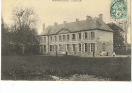 BRAISNE --L'Abbatiale - Frankreich