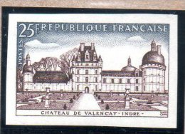 FRANCE : TP N° 1128 ** - No Dentado