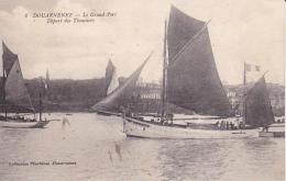 DOUARNENEZ Le Grand Port - Douarnenez