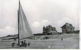 KNOCKE-ZOUTE - Char à Voile - Knokke