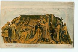 BUDAPEST : Grof Andrassy . Relief. 2 Scans.Edition Taussig - Ungarn