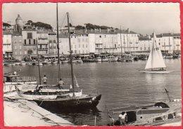 CPSM 83 SAINT TROPEZ Vue Générale Du Port   * Format CPM - Saint-Tropez