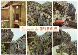 St-Paul-de-Fenouillet - Divers Aspects Des Gorges De Galamus ... - France