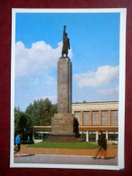 Monument To Fighters For Soviet Power - Chisinau - Kishinev - 1974 - Moldova USSR - Unused - Moldavie