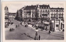 ¤¤  -   BELFORT   -  La Place Corbis Et Le Pont Carnot  -  Le Syndicat D'Initiative  -  Monoprix  -  ¤¤ - Belfort - Ville