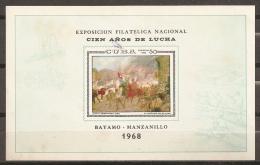 FILATELIA - CUBA 1968 - Yvert #H30A - MNH ** - Philatelic Exhibitions