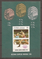 JUEGOS OLÍMPICOS - CUBA 1976 - Yvert #H48 - MNH ** - Verano 1976: Montréal