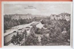 CPA  Pologne BRESLAU  Wrocław Vratislavie  KAISER WILHELM PLATZ Pas Edition N° 55 - Polonia