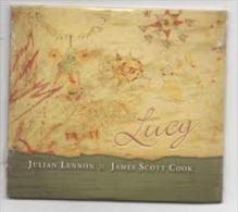 Julian Lennon CD-Single Lucy + Poster - Rock