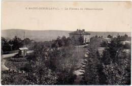 Saint Genis Laval - Le Plateau De L'Observatoire - France