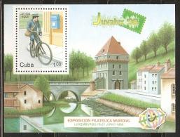 CORREO POSTAL - CUBA 1998 - Yvert #H153 - MNH ** - Correo Postal
