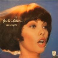 Mireille Mathieu 33t. LP *et Tu Seras Poète* - Sonstige - Franz. Chansons