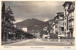 Guipúzcoa (San Sebastián) TOLOSA  Paseo De San Francisco  ( Editions :Arribas 25) *PRIX FIXE - Guipúzcoa (San Sebastián)