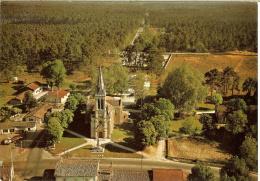 SAINT JEAN D' ILLAC - VUE AERIENNE De L' EGLISE - CLICHE RARE - Autres Communes