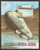 FILATELIA - CUBA 2000 - Yvert #H161 - MNH ** - Esposizioni Filateliche
