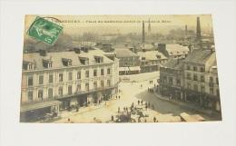 Commentry - Place Du Quatorze Juillet Et Rue De La Mine   :::::: Animation - Commentry