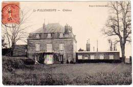 La Villeneuve - Château - Altri Comuni