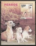 PERROS - CUBA 2006 - Yvert #H213 - MNH ** - Perros