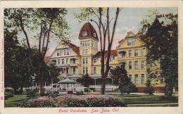 California San Jose Hotel Vendome