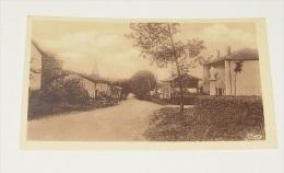 Baneins - ( Ain ) - Route De Chatillon Sur Chalaronne - France