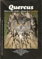 REVISTAS DE QUERCUS TEMAS DE NATURALEZA A 2 EUROS CADA UNA (ECOLOGIA) - Revues & Journaux