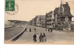80-----MERS LES BAINS--la Promenade De La Plage--voir 2 Scans - Mers Les Bains
