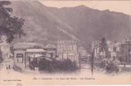 65 CAUTERETS, La Gare Des Oeufs, Le Cabaliros - Cauterets