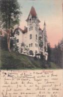 """MARIENBAD  écrite En 1904  Couleurs """" Villa Wald-Jdylle""""      Voir Scans - Tchéquie"""