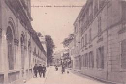 03 NERIS-les-BAINS, Avnue Boirot-Desservier, Animée - Neris Les Bains