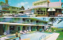 Sea Isle Apartment Motel Pool Pompano Beach Florida - Hotels & Restaurants