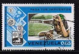Venezuela 1974/ 75, Michel # 1967, 2018 O - Venezuela