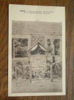 BANDE Lieu Du Massacre Des 34 Victimes De La Barbarie Teutonne ( 24/12/44 ) Anno 1947 ( Zie Foto Voor Details ) !! - Nassogne