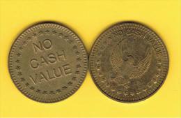 FICHAS - MEDALLAS // Token - Medal - Aguila - No Cash Value - Allemagne