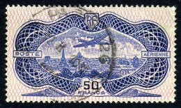 France C15 XF Used 50fr Airmail From 1936 - Airmail