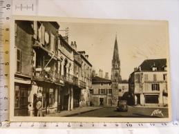 CP (79) Deux Sèvres - PARTHENAY - Pichot Articles De Ménage, Restaurant Du Donjon - Parthenay
