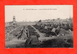 Renazé  N°11 Anjou Carrière De Saint Aignan   ( Non écrite ) - Andere Gemeenten