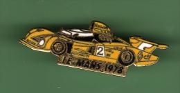 LE MANS 1978 *** Signe EMC *** (127-2) - Automobile - F1