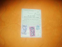 ORDRE DE REEXPEDITION DEFINITIF N°755 B ANNEE 1980 / N°280 / CACHETS + TIMBRES POSTES AERIENNES. ET AUTRE. - Frankreich