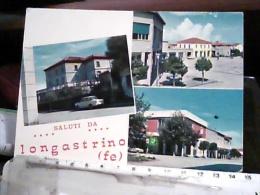 LONGASTRINO PAESE FERRARA  SALUTI DA E3 VEDUTE  VB1972 EF92 - Ferrara